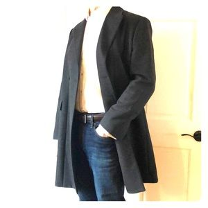 Theory Overcoat BNWT size XL